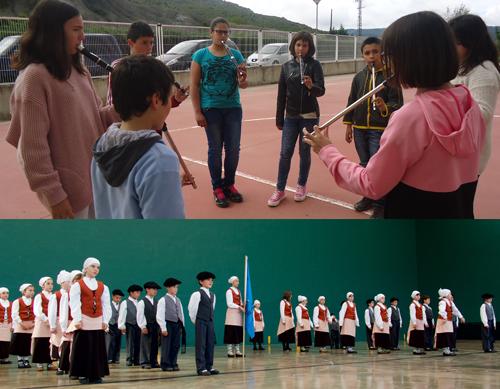 euskara cultura vasca arangoiti ikastola